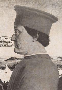 Sarenco (Isaia Mabellini) - Il quadro è il luogo privilegiato...