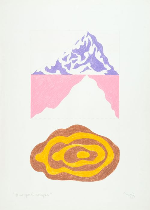 Gianni Ruffi - Amore per la montagna
