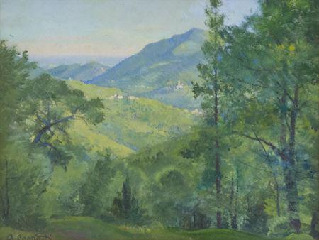 Alfonso Corradi - Valle Imagna