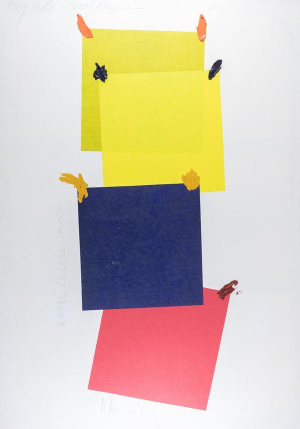 Aldo Mondino - Royal Collage of Art
