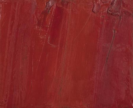 Piero Ruggeri - Rosso vermiglio