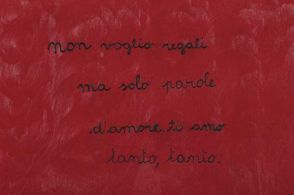 Romeo Romani - Non voglio regali...