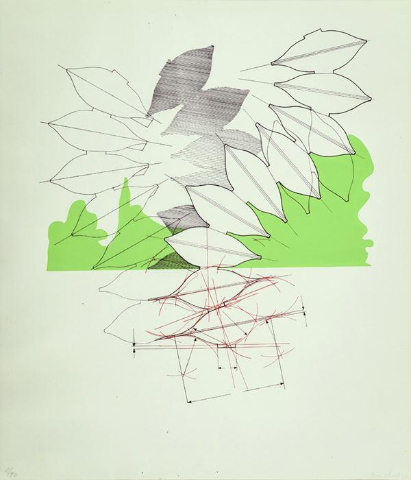 Agostino Bonalumi - Composizione