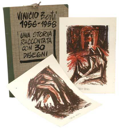 Vinicio Berti - Una storia raccontata con trenta disegni