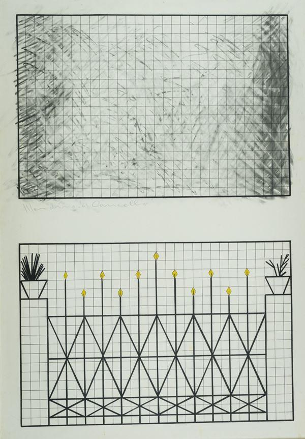 Aldo Mondino - Cancello