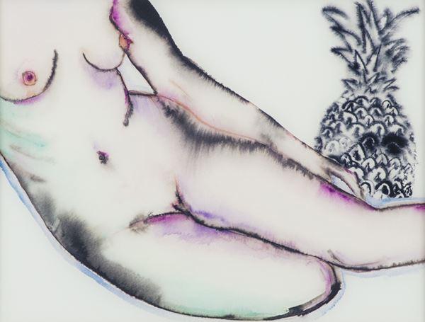 Isabella Gherardi - Venere con ananas