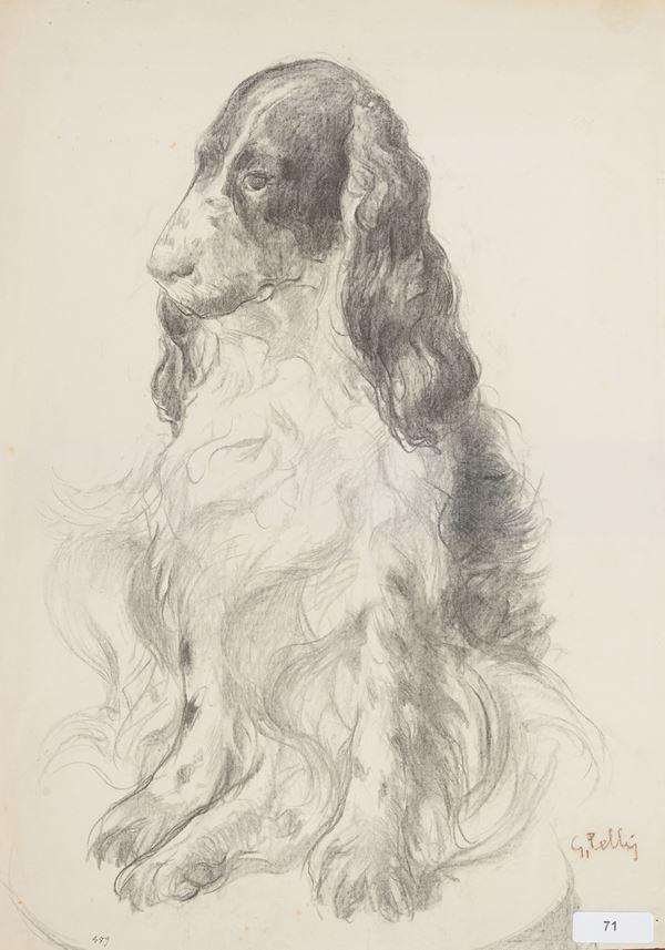 Giovanni Napoleone Pellis - Cane
