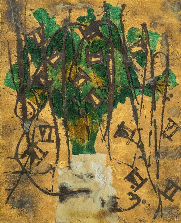 Andrea Stella - Vaso di fiori