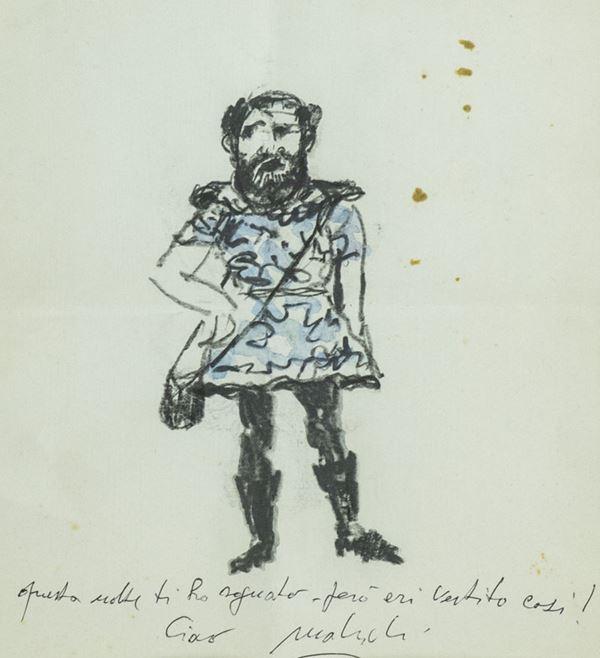 Carlo Mattioli - Quella notte ti ho sognato però eri vestito così!