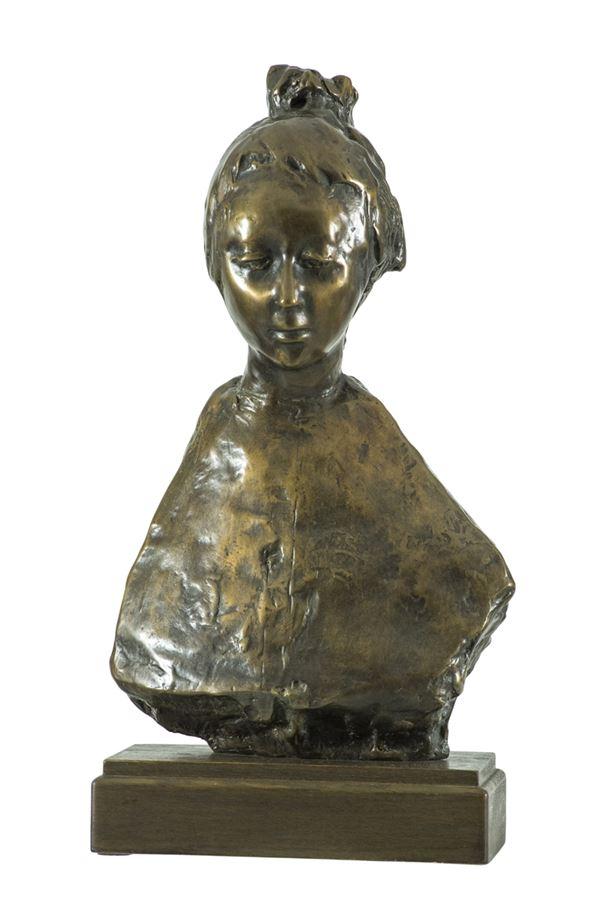 Piero Maggioni - Busto di Giuditta
