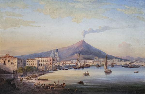 Salvatore Fergola - Porto di Catania