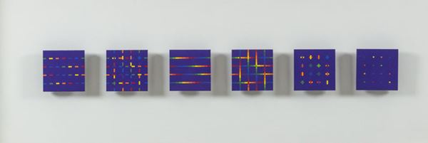 Paolo Minoli - Interazioni cromatiche