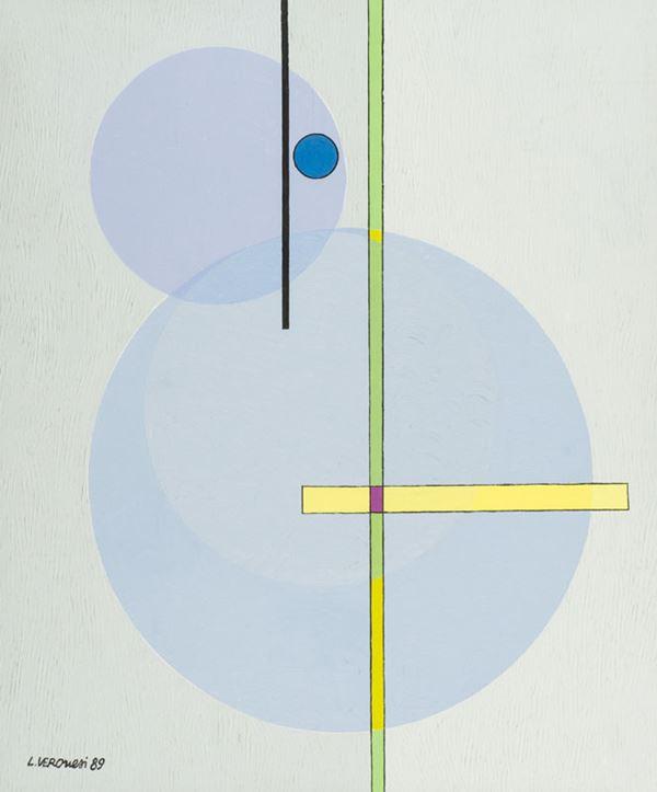 Luigi Veronesi - Costruzione K517
