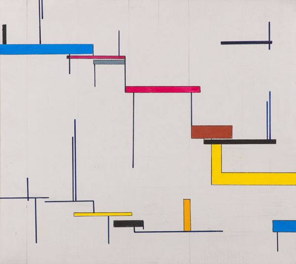 Roberto Crippa - Composizione