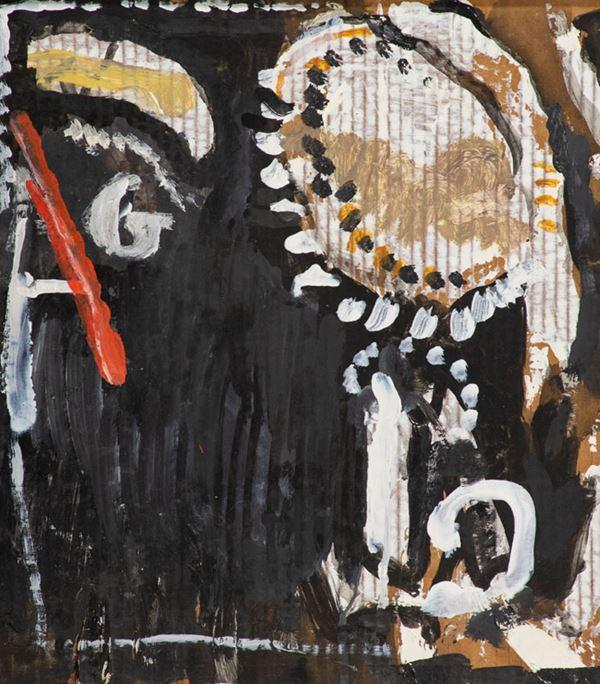 Alberto Gianquinto - Girasole e candela