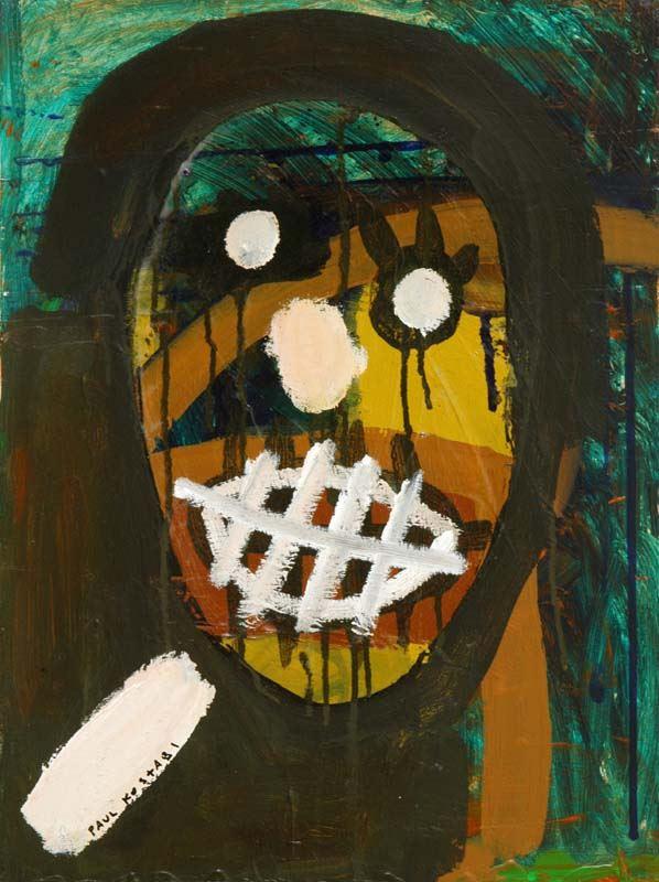 Paul Kostabi - Mr. Fudgy take's the cake