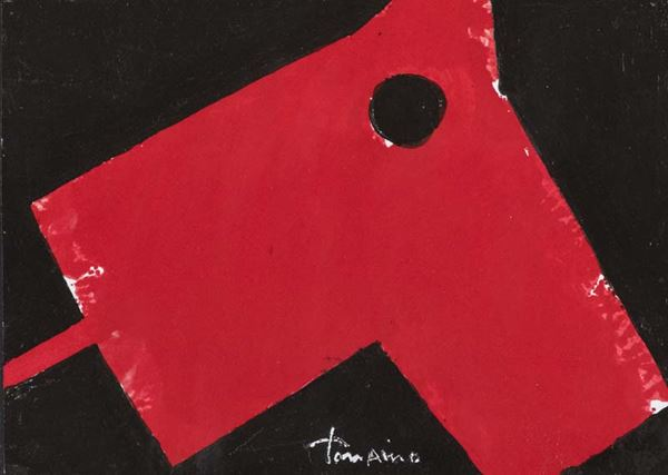 Giuliano Tomaino - Senza titolo