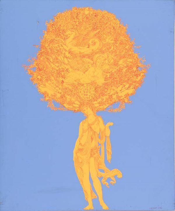 Fernando De Filippi - I pensieri di Flora