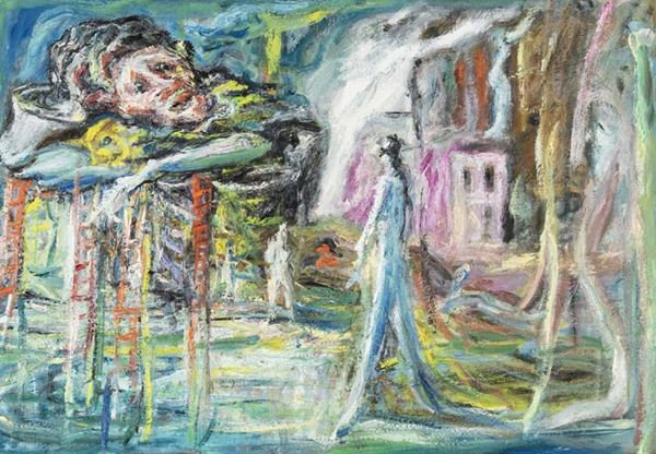 Roberto Barni - Pittura in meno