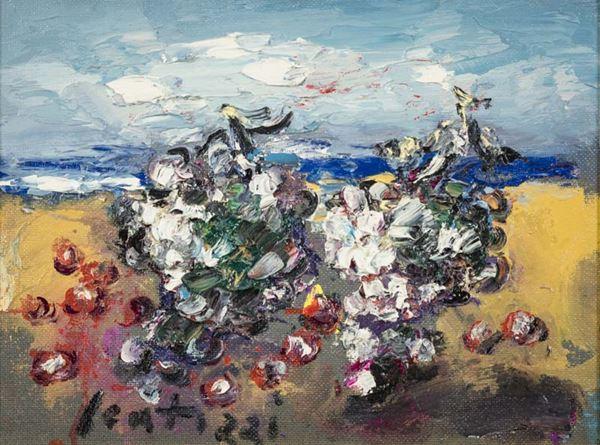 Sergio Scatizzi - Frutti sul mare