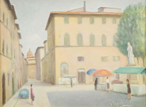 Gino Magnelli - Piazza