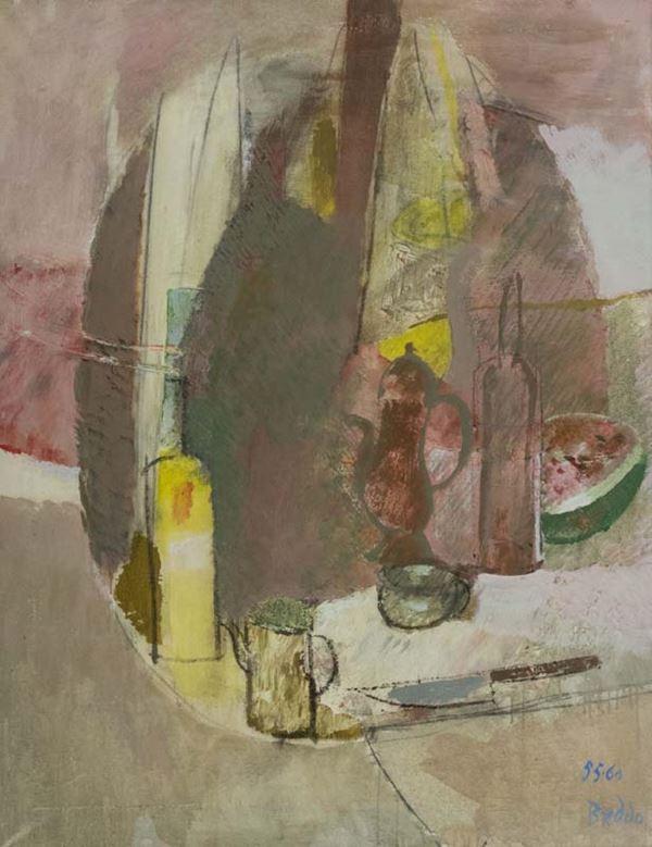 Gastone Breddo - Ovale rosa