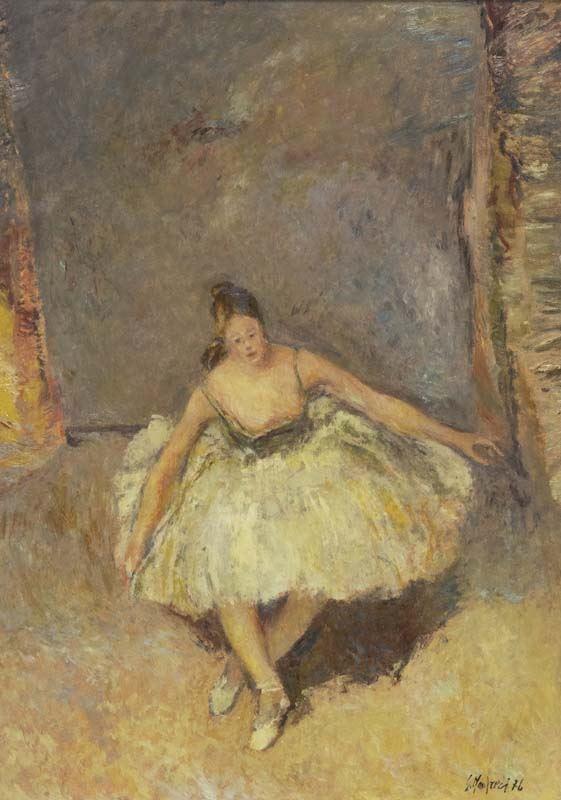 Giuseppe Manfredi - Ballerina