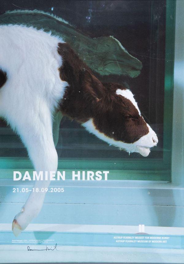 Damien Hirst - Senza titolo