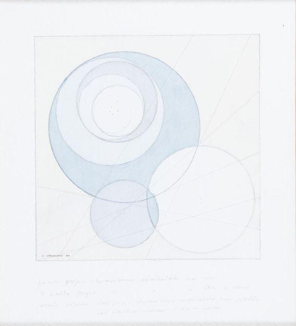 Luigi Veronesi - Studio per costruzione luce 1