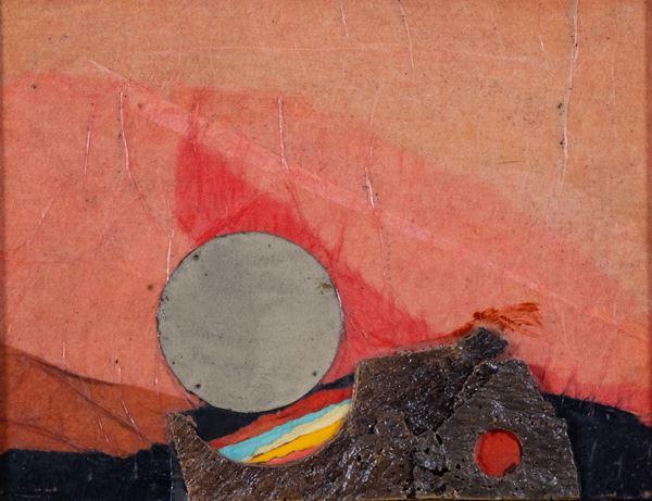 Roberto Crippa : Aurora 1971 - Asta Arte Moderna e Contemporanea , '800 e '900 - Fabiani Arte