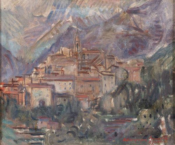 Renato Santini - Paesaggio