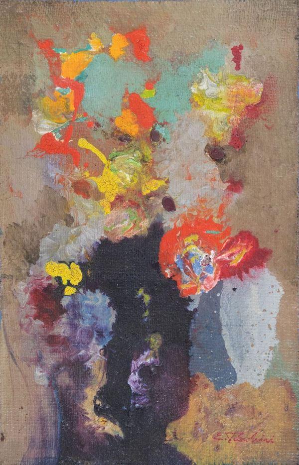 Eugenio Pardini - Vaso di fiori