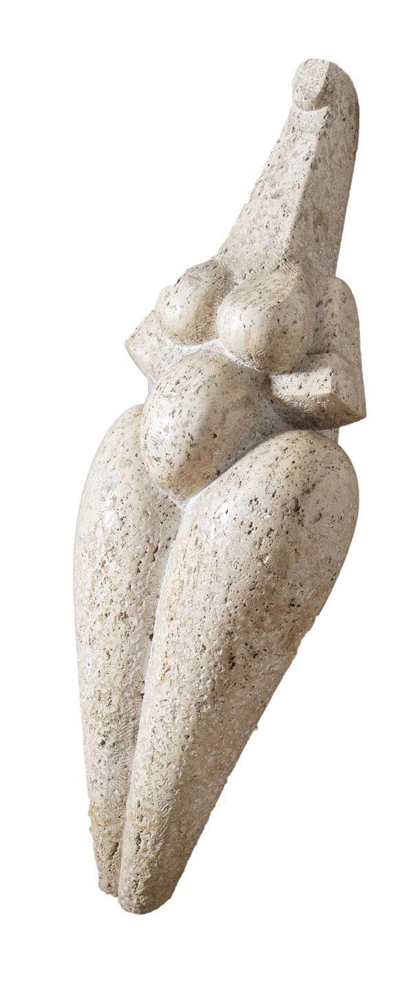 Pietro Cascella - Figura femminile