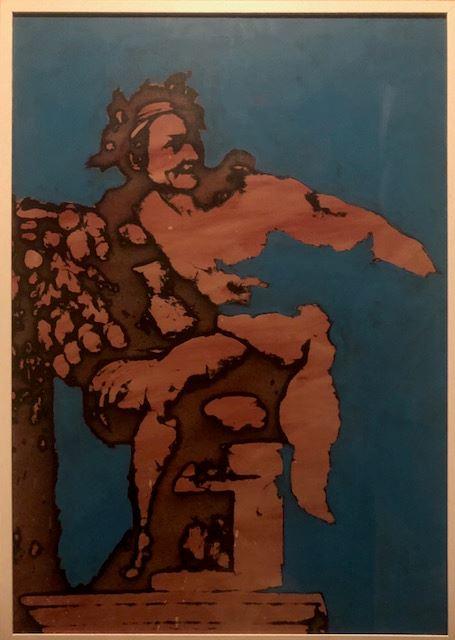 Tano Festa - Da Michelangelo