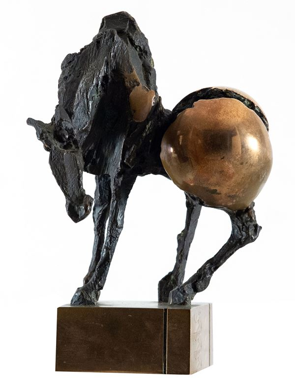 Nag Arnoldi - Cavallo