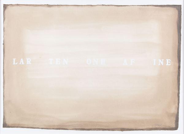 Alfredo Rapetti - L'arte non ha fine