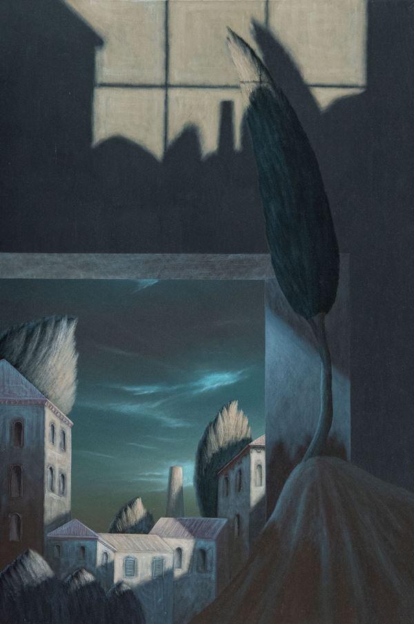 Enrico Lombardi - Dimora dell'illusione perduta