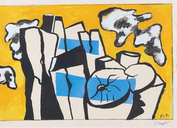 Fernand Léger - Senza titolo