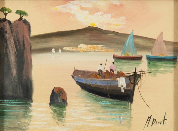 Alvaro Danti - Pescatori