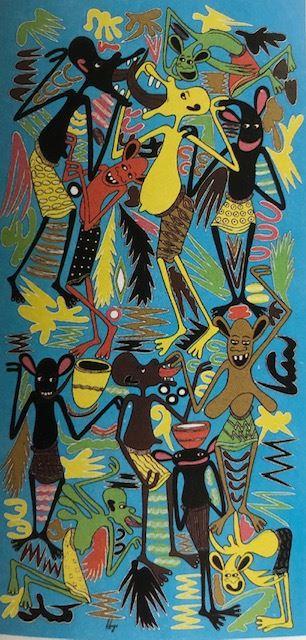 George Lilanga - Mapenzi ayaishi canapo kutana wawili