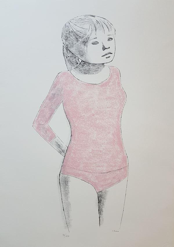 Xavier Bueno - Bambina