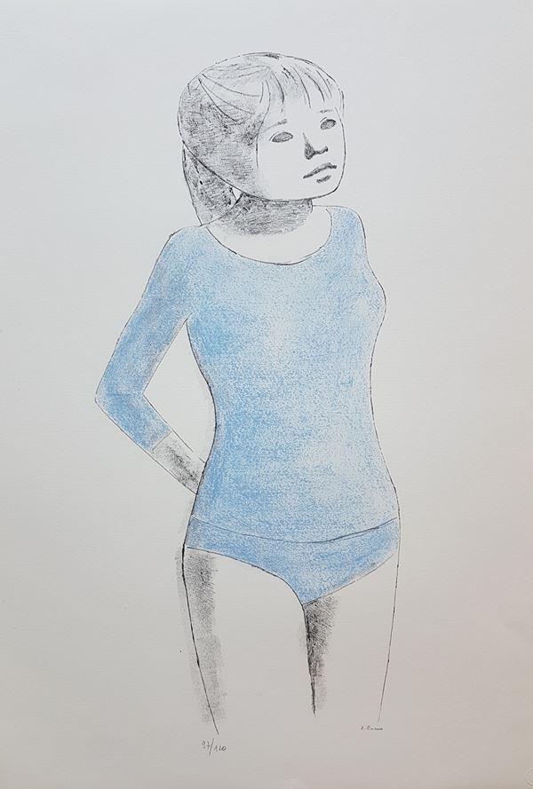 Xavier Bueno - Figura
