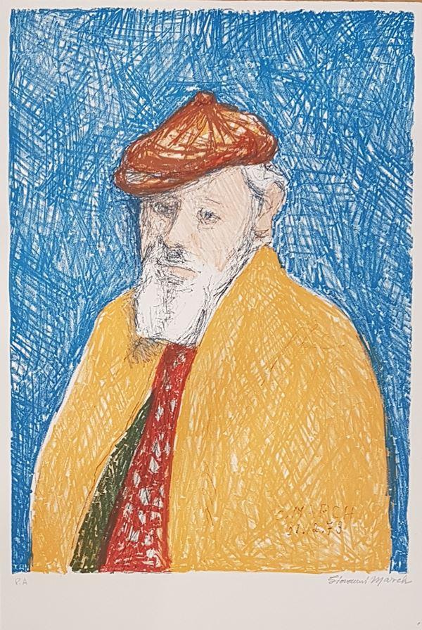 Giovanni March - Lotto unico di tre opere.