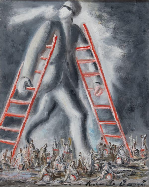 Roberto Barni - Senza titolo