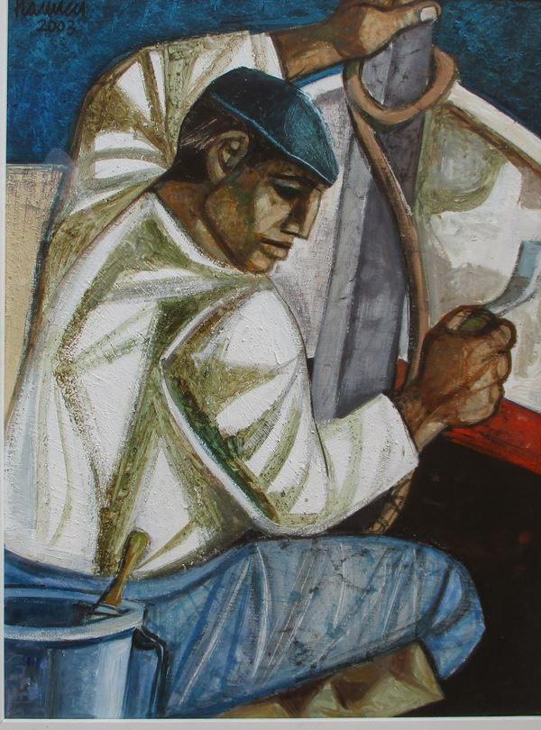 Lucio Ranucci - Pescatore