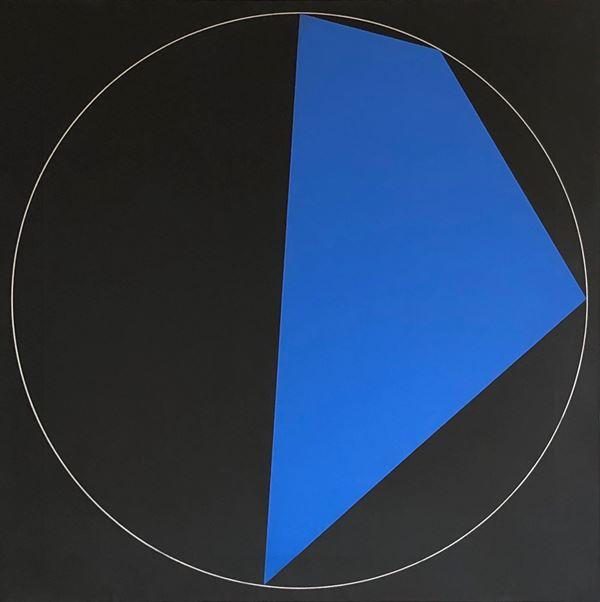 Getulio Alviani - 1.2.3.4 Inscritti nel cerchio