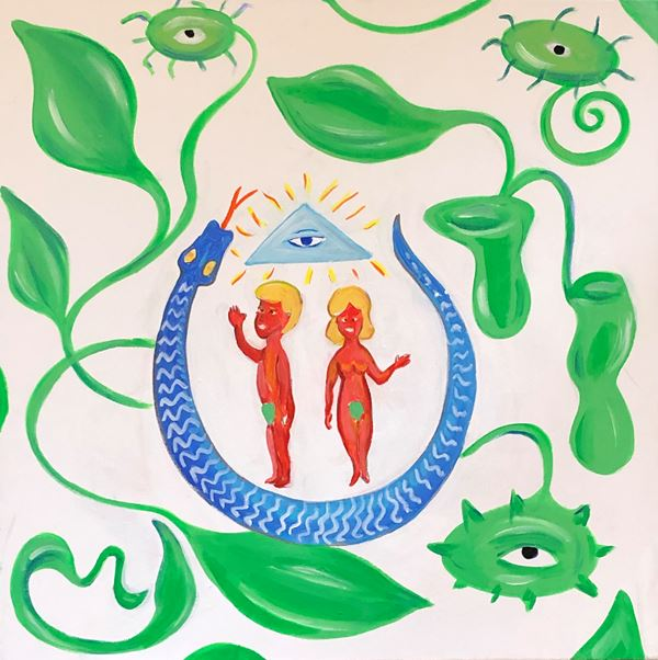 Gianni Cella - Eden Adamo ed Eva