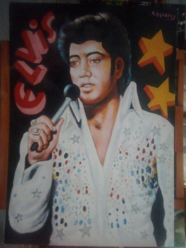 Roberto Sguanci - Elvis