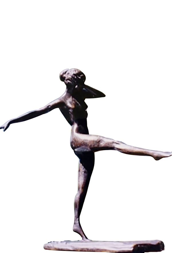 Paolo Troubetzkoy - Nudo