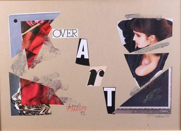 Lamberto Pignotti - Over-art